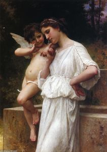 William Adolphe Bouguereau - Scerets de Rencontres