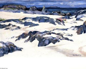 Francis Campbell Boileau Cadell - Lunga d Iona