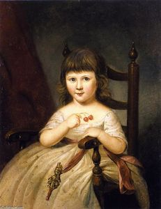 Charles Willson Peale - Mary O Donnell
