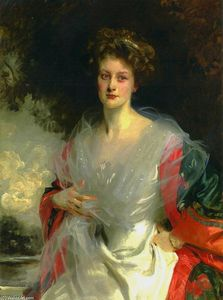 John Singer Sargent - Mildred Carter