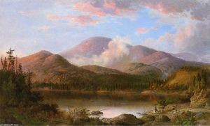 Robert Scott Duncanson - Mont Oxford