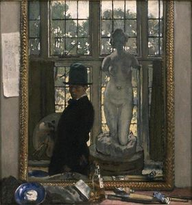 William Newenham Montague Orpen - Moi-même et Vénus