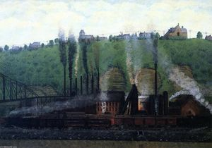 John Kane - Old Clinton Furnace