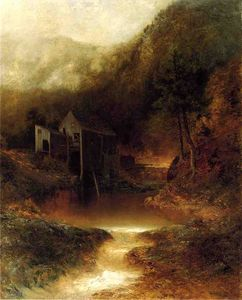 Ralph Albert Blakelock - l-ancienne mill