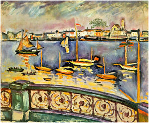 Georges Braque - Port d Anvers
