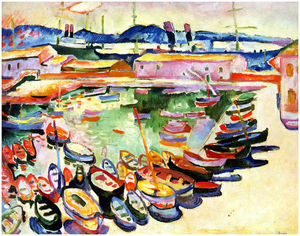 Georges Braque - Port de La Ciotat