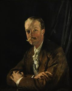William Newenham Montague Orpen - Portrait de Geoffrey, quatrième marquis de Headfort