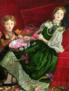 John Everett Millais - Pot Pourri
