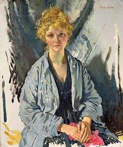 William Newenham Montague Orpen - Le statut de réfugié