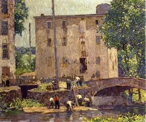 Robert Spencer - Réparation la  pont