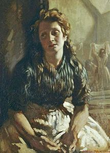 William Newenham Montague Orpen - repos