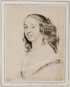 Mary Beale - auto-portrait