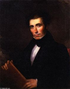 Asher Brown Durand - auto-portrait