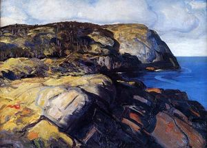 George Wesley Bellows - Shaghead