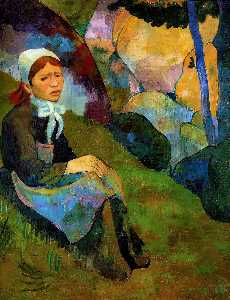 Paul Serusier - Solitude