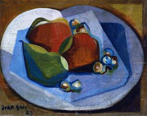 Juan Gris - Nature morte avec fruits