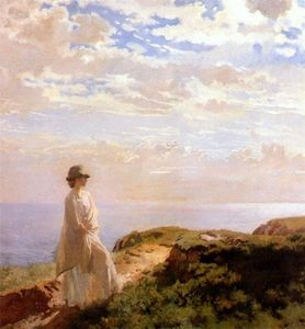 William Newenham Montague Orpen - a été l-après midi
