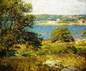 Frederick Childe Hassam - Ten Pound Île