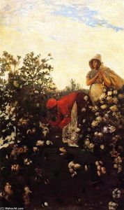 Winslow Homer - Upland Cotton