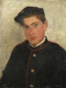 Henry Scott Tuke - William J. Martin