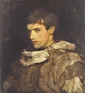 Abbott Handerson Thayer - William Michael Spartali Stillman