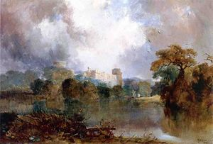 Thomas Moran - Château De Windsor