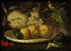 Willem Van De Velde The Elder - nature morte
