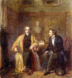 William Powell Frith - Espoir -