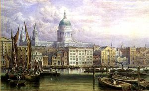 William Richardson - Saint-Paul De Bankside, Southwark