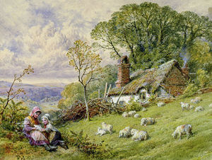William Stephen Coleman - May-time