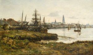 William Stewart Macgeorge - Port d Anvers