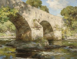 William Stewart Macgeorge - Pont East Lothian