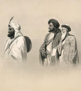 James Duffield Harding - Cheikh Imam-ud-din