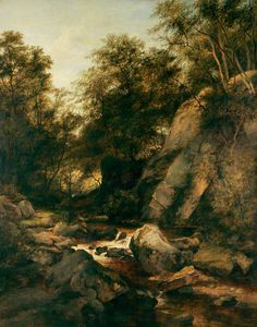 James Stark - La Strid, Bolton Abbey, Skipton, North Yorkshire