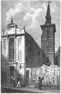 Thomas Hosmer Shepherd - église de r Mildred Pain Rue