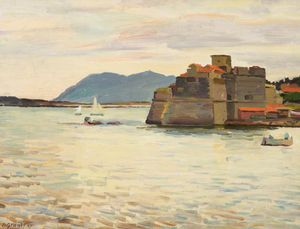 Duncan Grant - Fort St Louis, Toulon, France