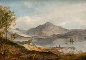 Horatio Mcculloch - Loch Lomond -