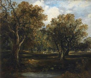 Horatio Mcculloch - rural scène