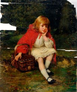 William Oliver - rouge chaperon rouge