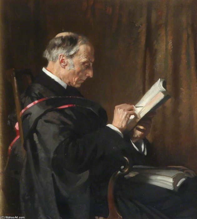 Charles Buller Heberden, Principal de William Newenham Montague Orpen (1878-1931, Ireland)