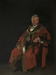 William Newenham Montague Orpen - le droit Honorable baron leverhulme