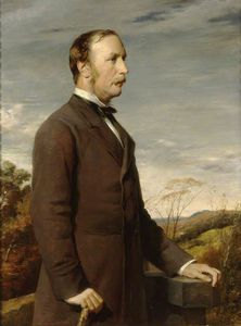 George Richmond - William John Legh