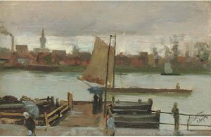 William Henry Bartlett - Cologne