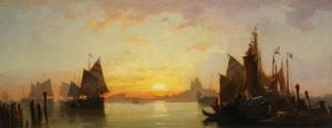 William Wyld - venise foir