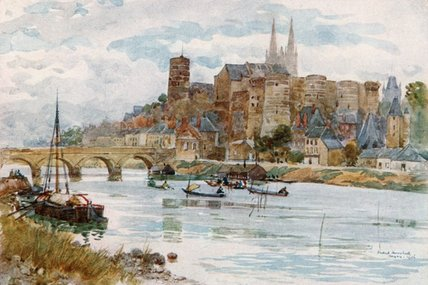Angers de Herbert Menzies Marshall (1841-1913, United Kingdom)