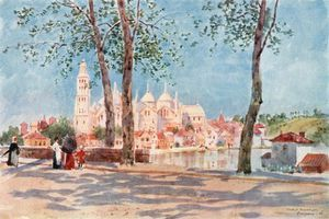 Herbert Menzies Marshall - St . Avant , Perigueux
