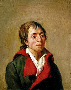 Jean Francois Garneray - paul marat )