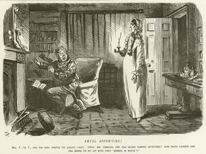 John Leech - Apparition Awful