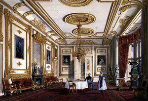 Galerie joseph nash united kingdom 1809 1878 toute for Interieur windsor