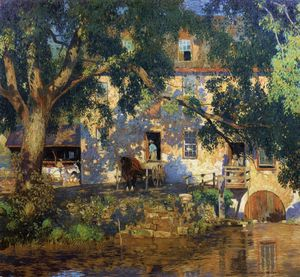 Daniel Garber - l-ancienne mill